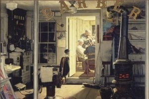dr.seuss bday norman rockwell museum