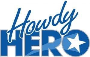 Howdy hero Award