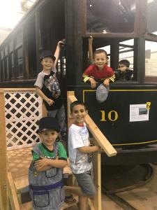 trolley summer