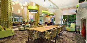 hilton garden inn springfield ma lobby front desk 1156322 2