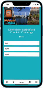 phone - Check in Challenge