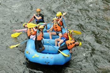 blog road trip 1 rafting