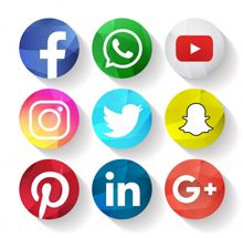 blog support social media
