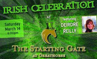 starting gate irish